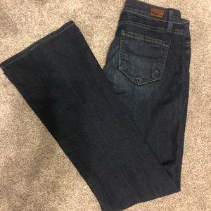 Paige jeans skyline bootcut
